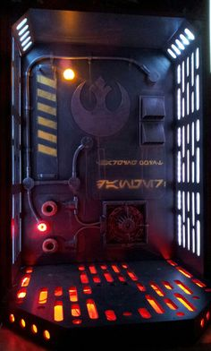 TV unit/Droid display stand - Pic heavy - Page 4