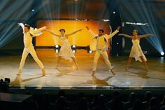 Emmy Nominated Routines. The Top 4 dancers of Season 11 perform