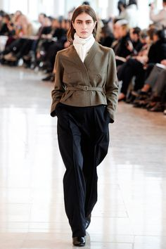 Christophe Lemaire | Fall 2014 Ready-to-Wear Collection | Style.com #Minimalist #Minimalism #Fashion