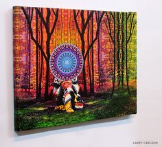 This artwork is available at : www.larrycarlson.bigcartel.com