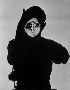 Feininger, Andreas (1906-1999) 1955 The Photojournalist, Dennis Stock