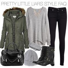 Pretty Little Liars Aria Montgomery #7