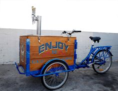 food business on bikes - Google Search