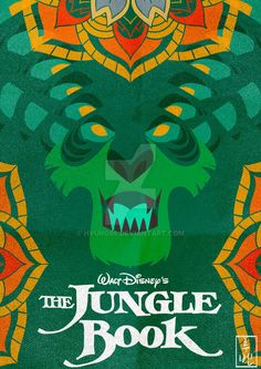 Disney Classics 19 The Jungle Book by Hyung86 on DeviantArt
