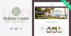 Holistic Center / Wellness and Spa Theme  -  https://themekeeper.com/item/wordpress/holistic-center-wellness-spa-theme