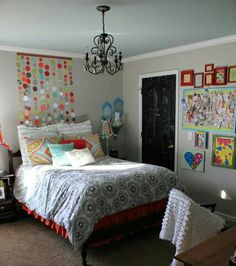 Just finished my amazing gorgeous bedroom