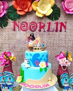 Moana Birthday Party Ideas | Photo 1 of 10