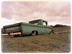 Rusty '64 C-10 from NY