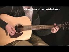 Learn To Play Guitar - How To Play SWEET HOME ALABAMA - Easy Beginner Guitar Songs - YouTube