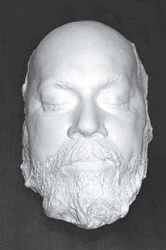 Посмертная маска Александра III
