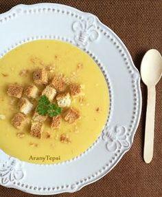 AranyTepsi: Sárgarépás krumplikrémleves