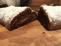 """Schoko-Christstollen mit Marzipan"" Muffins, Marzipan, Desserts, Food, Christmas Eve, Christmas, Cookie Box, Food Food, Simple"
