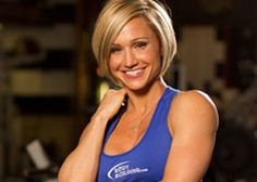A short video of Jamie Eason's fitness philosphies