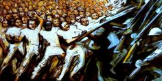 DAVID ALFARO SIQUEIROS (1896/1974), MEXICAN PAINTER: When the murals becomes the concrete expression of art | Meeting Benches