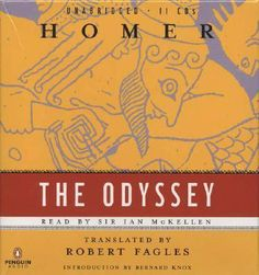 Homer's The Odyssey recounts the story of Odysseus as he makes his way home to his beloved wife after the war in Troy. Odysseus must battle the supernatural magic of gods and goddesses who attempt to avert his return to Ithaca.