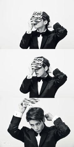 Jonghyun | GQ Magazine October Issue '16