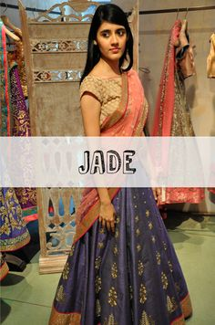5 Most Re-Pinned Lehengas of 2014 | thedelhibride Indian Weddings blog