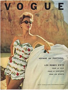 Vogue, Paris 1952