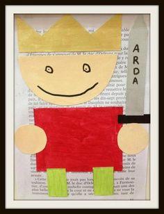 537336_10151352908539303_455127543_n Chateau Moyen Age, Teacher Organization, Diy Christmas Tree, Prince And Princess, Nursery Rhymes, Art School, Fairy Tales, Shapes, Education
