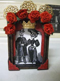 Crafty Like Lindy: Dia De Los Muertos Shrine
