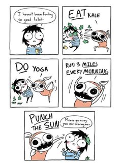 69 Ideas For Memes Offensive Sarah Andersen Really Funny, Funny Cute, Hilarious, Cute Comics, Funny Comics, Birthday Greeting Cards, Birthday Greetings, Saras Scribbles, Funny Shit