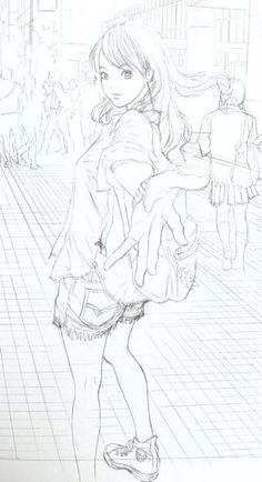 Ideas drawing tutorial perspective pose reference for 2019 Figure Sketching, Figure Drawing Reference, Art Reference Poses, Drawing Poses, Manga Drawing, Manga Art, Character Design Animation, Character Drawing, Art Sketches