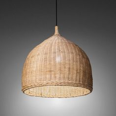 Margarita - innovative lighting design in rattan | Lightly. $264