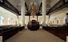 Synagogue Mikvé Israel-Emanuel Curaçao, N.A. www.snoa.com