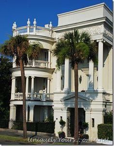 Historic Charleston waterfront