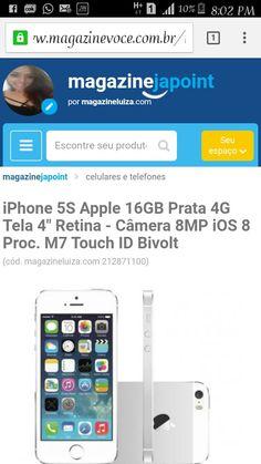 visite minha página do magazine iPhone apenas 1.999,90 $  não perca essa promoção. https://www.magazinevoce.com.br/magazinejapoint/p/iphone-5s-apple-16gb-cinza-espacial-tela-4-retina-4g-camera-8mp-frontal-ios-8-proc-m7-touch-id/119498/?utm_source=japoint&utm_medium=iphone-5s-apple-16gb-cinza-espacial-tela-4-retina-&utm_campaign=copy-paste&utm_content=copy-paste-share    melhores ofertas aqui no magazine e luiza