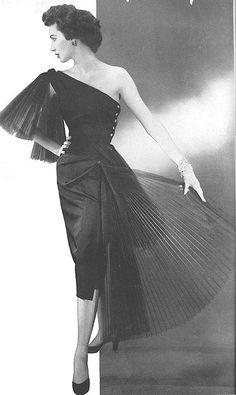 Fifties Cocktail dress by 50'sfan, via Flickr