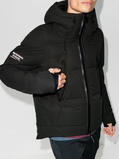 Shop Pas Normal Studios x Pas Normal Studios Misuzawa padded down ski jacket with Express Delivery - FARFETCH Pas Normal, Down Ski Jacket, Size Clothing, Skiing, Hooded Jacket, Women Wear, Winter Jackets, Boutique, Athletic