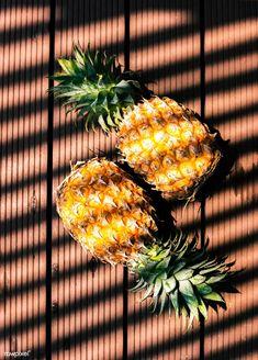 Pineapple Art, Pineapple Images, Bedroom Wall Collage, Photo Wall Collage, Pineapple Wallpaper, Fruit Photography, Product Photography, Fruits Photos, Backgrounds