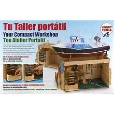 RC Tools and Sets 68407: New Latina Compact Workshop 27648 -> BUY IT NOW ONLY: $49.99 on eBay!