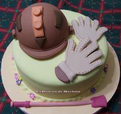 Torta Equitación para Mujer