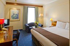 Standard Double Room Double Room, Park Hotel, Croydon, Restaurant, Bedroom, Furniture, Home Decor, Decoration Home, Room Decor