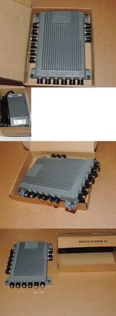 Satellite Signal Multiswitches: Directv Swm 16 Multiswitch Zinwell With Pi-29 Power Supply (Power Inserter) New -> BUY IT NOW ONLY: $57 on eBay!