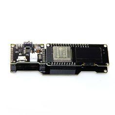WeMos® X1 Shield + ESP32 Módulo OLED WiFi para X-Battery Shield