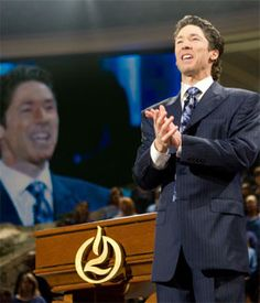 Joel Osteen is a native Texan and the Pastor of Lakewood Church, which according to Church Growth Today is Americas largest and fastest growing church. On July 16, 2005 after completing $95 million dollars in renovations, Joel moved Lakewood Church into its new 16,000-seat home - the former Compaq Center. It is the largest regularly-used worship center in the United States. Each week Joel delivers Gods message of hope and encouragement to more than 38,000 attendees.