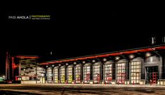 Another day, another picture : Uusi paloasema / New fire station