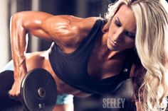 Ever wonder how fitness models and competitors acquire their enviable physiques? ACE-certified Personal trainer and National Physique Committee competitor Riana Rohmann shares her insider secrets for getting in competition-ready shape.