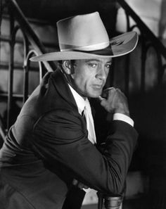 """Gary Cooper....1901-1961....Movie Westerns....""""High Noon"""" is a classic...."""