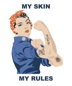 De feminismo tatuado <3