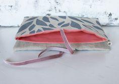 linen purses by Paper Bunny, Gym Bag, Purses, Bags, Fashion, Handbags, Handbags, Moda, Fashion Styles