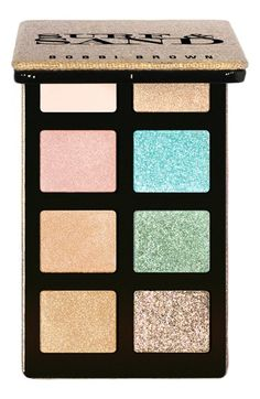 Beautiful beach inspired palette #bobbibrown