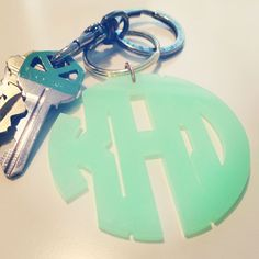 Cute key chains like this one are ideal for stocking stuffers!