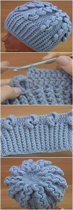 Good evening everybody, crocheters who love elegant and cute beanie hats, this is often another nice chance to create a beanie hat trim stitch with their own hands in just a brief amount of your time.