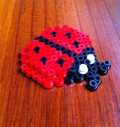 Ladybug. Hama Beads