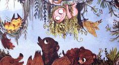 Emily Hughes Illustration Wild - by emily hughes barnböcker pinterest