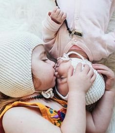 Hand Knit Bonnets by Babyosha on Etsy